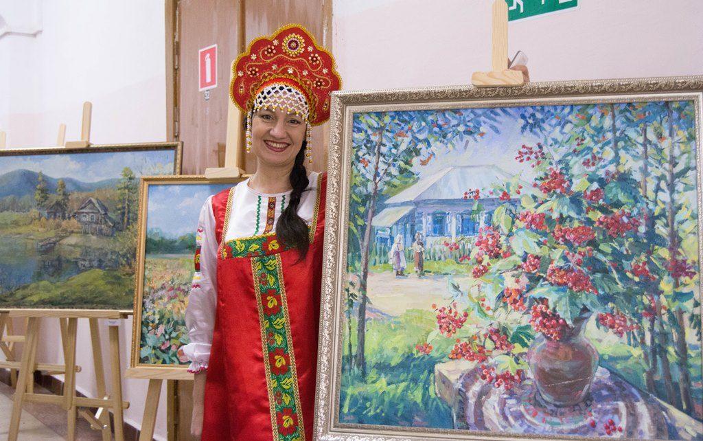 Фестиваль детского и юношеского творчества «Милая моя Родина!», посвященный 90-летия Василия Шукшина