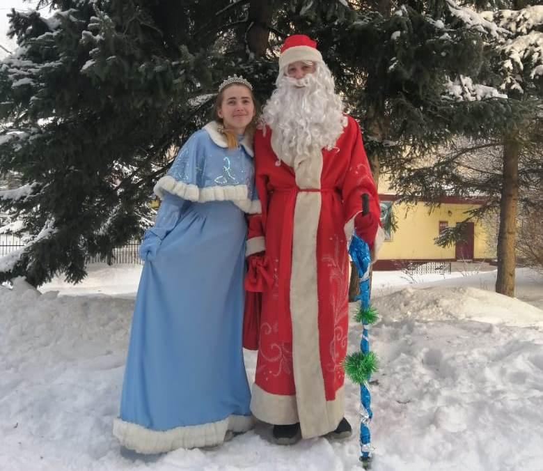 Праздничная программа «Новогодний хоровод»