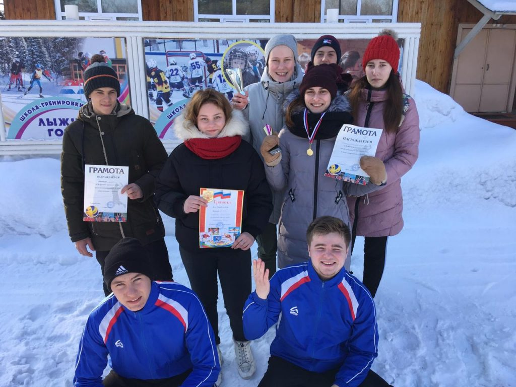 Золотые и бронзовые призеры городской спартакиады  по  лыжным гонкам
