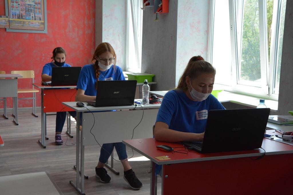 Демонстрационный экзамен</br>по стандартам WorldSkills Россия