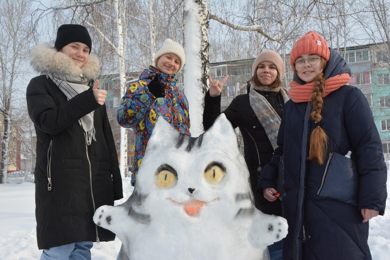 Школа Снеговиков 2021