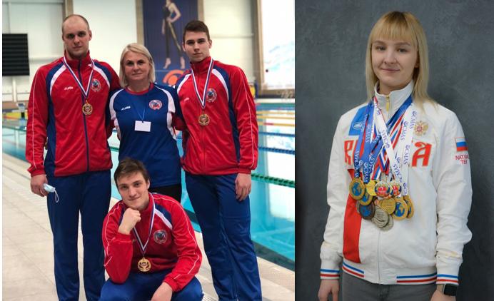 Победители Кубка  России