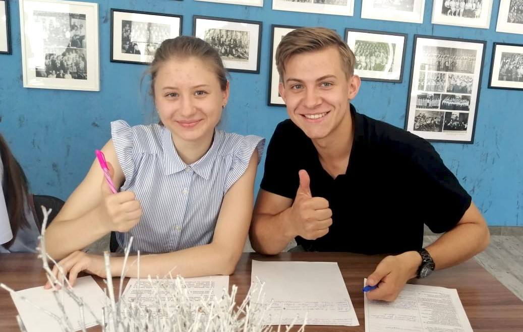 Волонтеры Шукшинских дней на Алтае — 2021